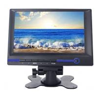 "China 7"" TFT LCD HD Monitor with HDMI/VGA/AV1/AV2/Audio Input 800x480 16:9 Built-in Speaker wholesale"