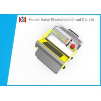 China Benchtop Key Cutting Machine 3 Axes For Auto Key , MIRACLE A7 wholesale