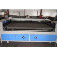 China Stainless Steel Non Woven Cutting Machine , Non Woven Roll Cutting Machine wholesale