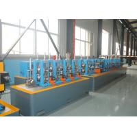 Buy cheap Customizable Stainless Steel Pipe Mill , Welded Pipe Production Line from wholesalers