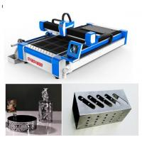 China Metal Tubes 3D Laser Cutting Machine / Auto Pipe Cutting Machine X Y Z Axle wholesale