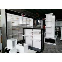 China Large Capacity Clothing Display Case Customized Size For Men Retail Shop wholesale