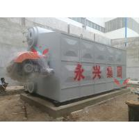 China High Pressure Gas Fired Steam Boiler Fully Automatic Flexible Water Tube Boiler wholesale
