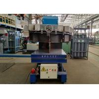 China Remote control 25t  customized  rail bogie with operate platform with lifting device wholesale