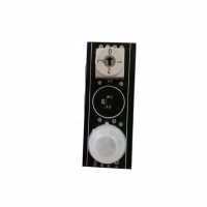 China Toilet Light 0.5W 111mA Human Induction Circuit Board wholesale