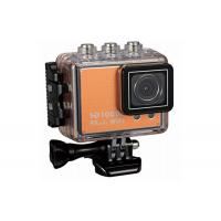 China Helmet Mounted HD Camcorder WIFI Action Camera 50 Meters Waterproof 1080P High Definition wholesale