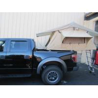 China 50MM Foam Mattress Easy On Roof Top Tent , Durable Pop Up Tent On Top Of Car wholesale