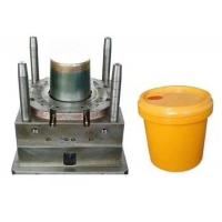 China Hot Runner Auto Injection Molding Machine Metal Stamping Plastic Bucket Injection Mould on sale