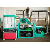 China 50HZ Cable PVC Extruder Machine , High Speed PVC Milling Machine 3900rpm on sale