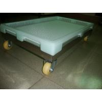 China High Temprature Bearing Large Plastic Trays For Paintball / Softgel Capsule With Air Flow wholesale