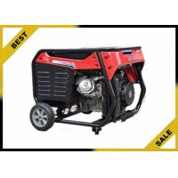 China 6 Kw Ac Single Phase Gasoline Electric Generator Easily Maintained  For Family Use wholesale