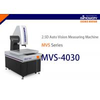 Buy cheap Auto Measurment 2.5D Auto Visual Measurement System MVS Series , Auto-Focus , MVS-4030 from wholesalers