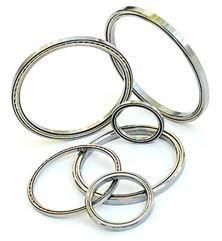 China KA040AR0 Thin wall angular contact ball bearing, the material AISI 52100 Steel wholesale