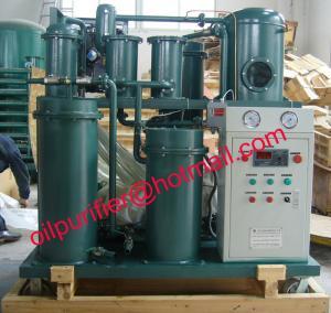 China HTF Purifier Machine,Heat Transfer Fluids filtration Plant,Quench Oil Renew Machine wholesale