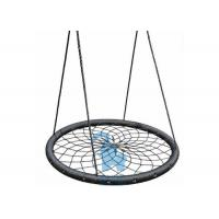 China Durable Adult Round Braiding Rope Nest Swing Hanging by Sturdy Belt wholesale