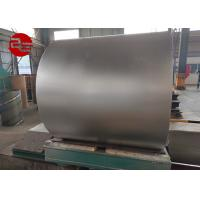 China Z30 / Z275 Zinc Coated Iron Sheet Galvanized Steel Roll For Roofing Sheets wholesale