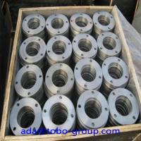 China ASTM16.5 Gr1Titanium Welding Neck Flange DN10 - DN600 Class150 / 300 / 600 / 9001500 wholesale