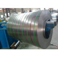 China Zinc Coated Steel Strip Coil SGCC Slitted For Channel Pipes Materials PPGI  PPGL wholesale