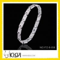 Quality Hot sale tungsten bracelet for sale