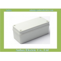 China Cut Holes 180x80x70mm ABS Plastic Electronic Enclosures wholesale