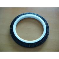 China Bristles Babcock Brush Wheel Lightweight for Stenter Machinery Parts wholesale
