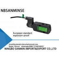 China NAMUR551 Series Pneumatic Solenoid Valve Explosion Proof AISCO Type NBR PUR Seal on sale