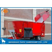 China Multilift System Type TMR Fodder Processing Wagon Machine Used in Livestock Farm wholesale