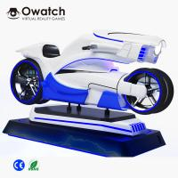 China 2019 Newest Design Amazing VR Racing Game Machine 9d VR Motorcycle wholesale