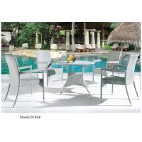 Buy cheap Swimming pool leasure dining set-8160 from wholesalers