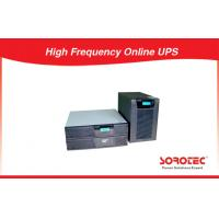 China High Frequency Rack Mount Tapy UPS Backup Time Power  0.7 - 3KVA on sale
