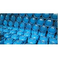 China Red / Blue 6KG  Compressed Low Pressure LPG Gas Cylinder Cooking & Camping ISO9001 wholesale