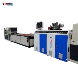 China Laminated PVC Ceiling Panel Making Machine Wall Sheet Extrusion Machinery wholesale