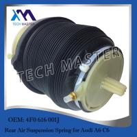 China Rubber Air Spring Rear Left Air Suspension Bellow For Audi A6 C6 4F0616001J wholesale