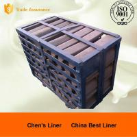 China Chrome Molybdenum Alloy Steel Castings Packed In Pallets For Abrasion wholesale