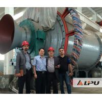 China Trunion Bearing Ball Milling Equipment 35rpm Rotary Speed wholesale