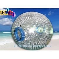 China Attractive Seashore Body Zorbing Ball Water Walking Roller For Rental wholesale