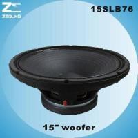 China Woofer Driver (15SLB76) wholesale