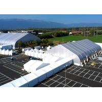 China Multifunction 30x50 Frame Tent 1500 People Capacity For Exhibition / Event wholesale