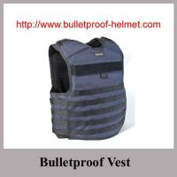 China Wholesale NIJ IIIA Molle Quick Release Light-weight Bulletproof Vest Jacket on sale