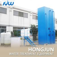 China Professional Magnetic Filter River Water Treatment Plant 0.6Mpa Working Pressure wholesale