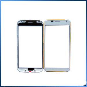 China OEM Motorola Moto X XT1058 XT1060 glass lens screen with front bezel frame housing wholesale
