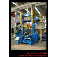 Quality Welding And Straightening H Beam Welding Line For 3 In 1 H Beam Combination for sale
