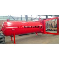China Solids control mud gas separator poor boy at oilfield for sale wholesale