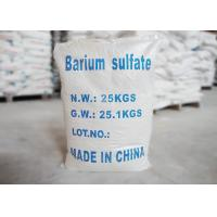 China Natural High Whiteness Barium Sulfate Paint Grade Baso4 Cas NO 7727-43-7 wholesale