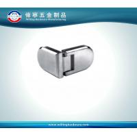 China Brass Clamps WL-8403; Glass to Glass 90 degree shower Hinge; Shower room hinge; wholesale