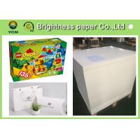 China High End Printing / Pacaking Ivory Board Paper 190gsm ~ 400gsm Antistatic wholesale