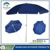 China new product advertising for outdoor chair reciprocations beach easy sun umbrellas on sale