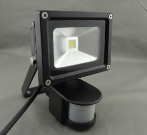 China LED COB flood light PIR sensor infrared sensing human detection customized design wholesale