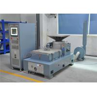 Buy cheap Laboratory Vibration Testing Equipment With Slip Tables Frequency 2-3000 Hz from wholesalers