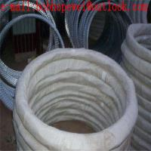 China Galvanized Razor Barbed Iron Wire Mesh /Razor Wire Mesh for Prison Fence /CBT-65 stainless steel razor wire on sale